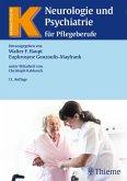 Neurologie und Psychiatrie für Pflegeberufe (eBook, PDF)