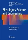 Blast Injury Science and Engineering (eBook, PDF)