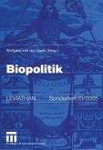 Biopolitik (eBook, PDF)