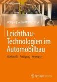 Leichtbau-Technologien im Automobilbau (eBook, PDF)