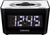 Lenco CR-16 Radiowecker weiß