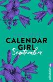 Calendar Girl September / Calendar Girl Bd.3.3 (eBook, ePUB)