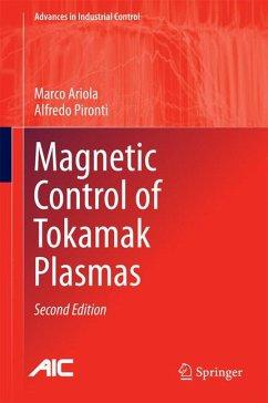 Magnetic Control of Tokamak Plasmas (eBook, PDF) - Ariola, Marco; Pironti, Alfredo