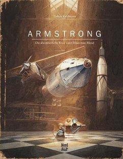 Armstrong / Mäuseabenteuer Bd.2 - Kuhlmann, Torben