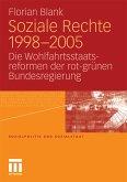 Soziale Rechte 1998-2005 (eBook, PDF)