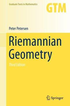 Riemannian Geometry (eBook, PDF) - Petersen, Peter