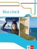 Blue Line 3. Schülerbuch (flexibler Einband). Ausgabe 2014