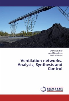 Ventilation networks. Analysis, Synthesis and Control
