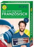 PONS Mein Audio-Sprachkurs Französisch, 5 MP3-CD