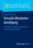 Virtuelle Mitarbeiterbeteiligung (eBook, PDF)