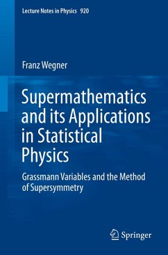 Supermathematics and its Applications in Statistical Physics (eBook, PDF)
