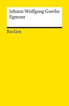 Egmont (eBook, ePUB) - Goethe, Johann Wolfgang