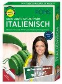 PONS Mein Audio-Sprachkurs Italienisch, 5 MP3-CDs