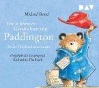 Die schönsten Geschichten von Paddington - Sechs Hörbuchabenteuer, 1 Audio-CD