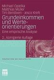 Grundeinkommen und Werteorientierungen (eBook, PDF)