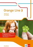 Orange Line 3 Grundkurs. Workbook mit Audio-CD Klasse 7