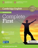 Testbank Complete First Second edition. Student's Book without answers with CD-ROM with Testbank