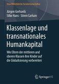 Klassenlage und transnationales Humankapital (eBook, PDF)
