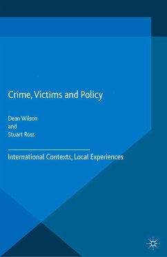 Crime, Victims and Policy (eBook, PDF)