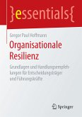 Organisationale Resilienz (eBook, PDF)