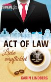 Act of Law - Liebe verpflichtet / Shanghai Love Affairs Bd.3