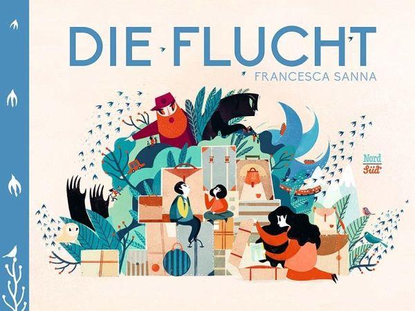 Die Flucht von Francesca Sanna - Buch - buecher.de