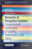 Networks of Dissipative Systems (eBook, PDF)