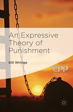 An Expressive Theory of Punishment (eBook, PDF)