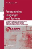 Programming Languages and Systems (eBook, PDF)