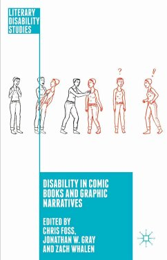 Disability in Comic Books and Graphic Narratives (eBook, PDF)