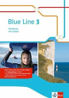 Blue Line 3. Workbook mit Audio-CD. Ausgabe 2014