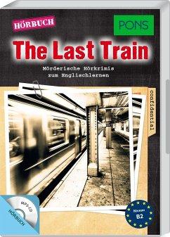 The Last Train, 1 MP3-CD - Slocum, Emily
