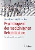 Psychologie in der medizinischen Rehabilitation (eBook, PDF)