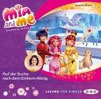 Mia and me - Auf der Suche nach dem Einhorn-König, 1 Audio-CD