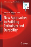 New Approaches to Building Pathology and Durability (eBook, PDF)