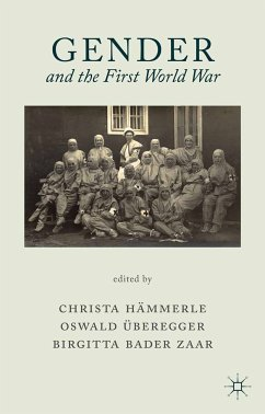 Gender and the First World War (eBook, PDF)