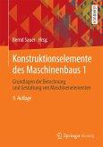Konstruktionselemente des Maschinenbaus 1 (eBook, PDF)