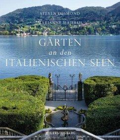 Gärten an den italienischen Seen - Desmond, Steven