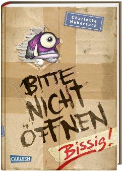 Bissig! / Bitte nicht öffnen Bd.1 - Habersack, Charlotte