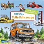 Tolle Fahrzeuge / Hör mal Bd.20