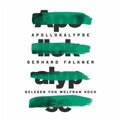 Apollokalypse, 8 Audio-CDs - Falkner, Gerhard