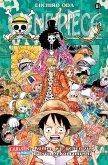 Lasst uns Meister Nekomamushi treffen / One Piece Bd.81