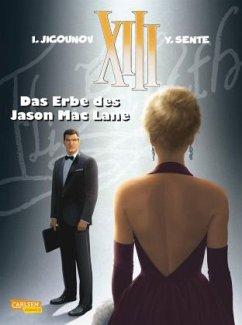 Das Erbe des Jason Mac Lane / XIII Bd.24 - Sente, Yves