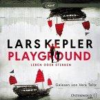 Playground - Leben oder Sterben, 2 MP3-CDs