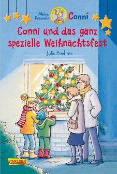 Conni und das ganz spezielle Weihnachtsfest / Conni Erzählbände Bd.10 - Boehme, Julia