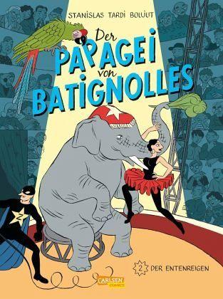 Buch-Reihe Der Papagei von Batignolles