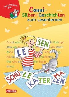 Conni Silben-Geschichten zum Lesenlernen / Lesemaus zum Lesenlernen Sammelbd.29 - Boehme, Julia