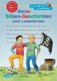 Starke Silben-Geschichten zum Lesenlernen / Lesemaus zum Lesenlernen Sammelbd.30