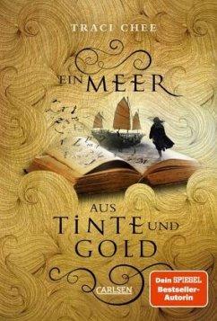 Ein Meer aus Tinte und Gold / Das Buch von Kelanna Bd.1 - Chee, Traci