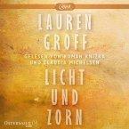 Licht und Zorn, 2 MP3-CDs